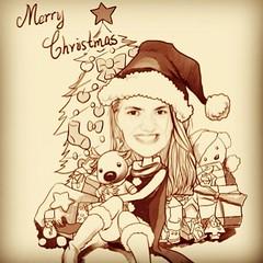 Feliz Natal!!! Boas Festas!!! (Ju Emery) Tags: santa christmas xmas natal square noel feliznatal squareformat merrychristmas hefe feliznavidad boasfestas mamenoel iphoneography instagramapp uploaded:by=instagram