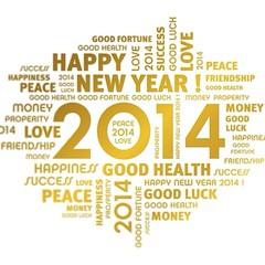 Happy New Year 2014  ในวาระดิถีวันขึ้นปีใหม่ 2557 ขออำนาจคุณพระศรีรัตนตรัย และสิ่งศักด์ิสิทธิ์ทั้งหลาย จงอำนวยพรให้ท่านและครอบครัว จงประสบแต่ความสุข ความเจริญ ในสิ่งอันพิงปราถนาทุกประการ #happynewyear2014 #HNY2014