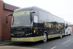 LSK555 Parks, Hamilton (highlandreiver) Tags: light bus scotland coach stadium glasgow united hamilton parks carlisle sunderland jonckheere lsk555