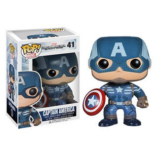 FUNKO POP! MARVEL 系列【美國隊長】Captain America: The Winter Soldier