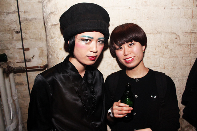 Dandy Diary Fashion Week Bunker Party