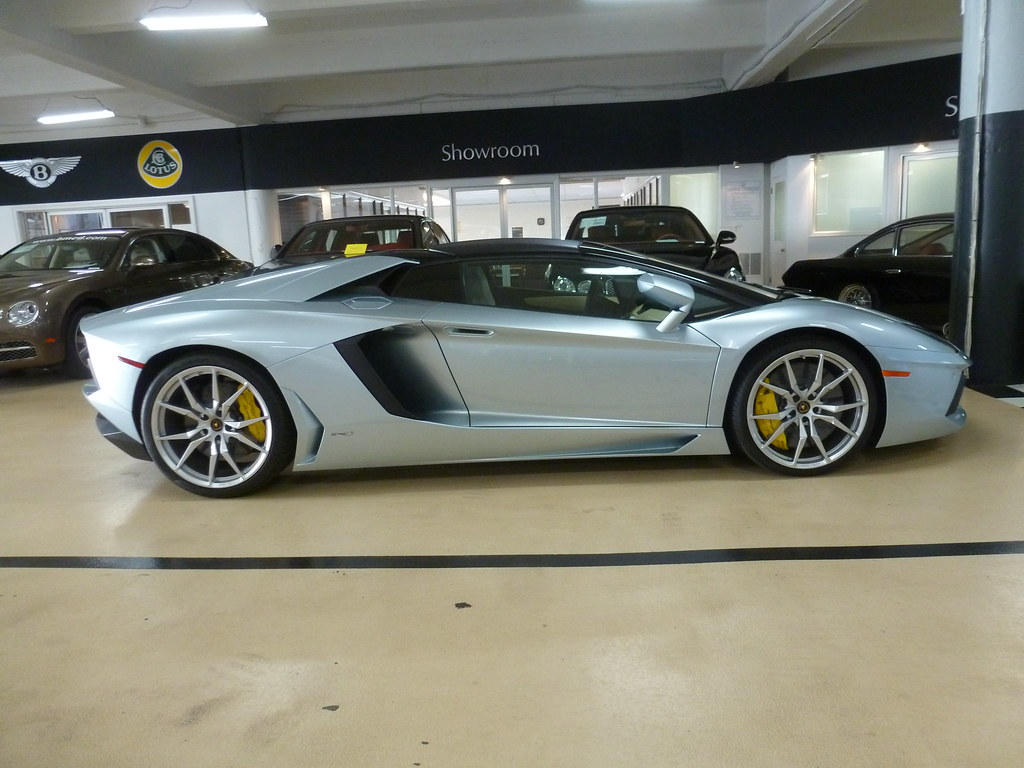 The world 39 s most recently posted photos of silver and for British motor cars san francisco