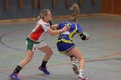 "VL2F Handball SG Überruhr 2. Frauen vs. NHC 1. Frauen 08.02.2014 048 • <a style=""font-size:0.8em;"" href=""http://www.flickr.com/photos/64442770@N03/12393262085/"" target=""_blank"">View on Flickr</a>"