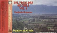 """El Conjunto Folclórico Graneros ,VI Región, grabó una jota, recopilada por mi en San Esteban, Valle del Aconcagua,V Región, en 1975. (Olé final es un """"aporte"""" del grupo)."""