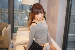 DSC09588 (rickytanghkg) Tags: portrait woman beautiful beauty lady female asian model pretty chinese young belle a7r hongkonger