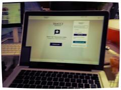 flickr on blackberry Q10