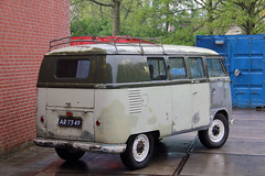 "Wouter Duijndam's 1957 Microbus (The Netherlands) • <a style=""font-size:0.8em;"" href=""http://www.flickr.com/photos/33170035@N02/14004862725/"" target=""_blank"">View on Flickr</a>"