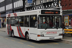 109 KN52 NFD (ANDY'S UK TRANSPORT PAGE) Tags: buses chester aintree