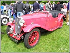 Singer Le Mans   1935 (Alan B Thompson) Tags: picasa olympus vehicle felixstowe ipswich 2014 sp590uz