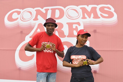 International Condom Day 2015: Swaziland