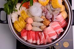บริการถ่ายภาพเมูอาหาร สุกี้ ชาบู สำหรับเป็นสื่อโปรโมทร้าน