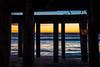 No Swimming (ajdimauro) Tags: ocean beach sunrise coast pier newjersey shore jerseyshore noswimming oceangrove oceangrovenj
