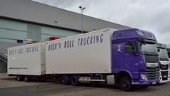Peter Maffay Tour 2015 > Wenn das so ist < DAF XF 106.460 SSC > Rock'n'Roll Trucking < (BonsaiTruck) Tags: 106 peter camion trucks ssc daf lorries lingen lkw tournee maffay tourtrucks emslandarena