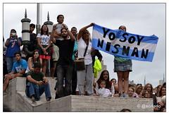#YoSoyNisman  #18F #Rosario (Sebastian Criado) Tags: rosario justicia marcha movilizacin 18f nuncams nisman