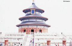 Himmelstempel # 070 # Leica R9 Fuji Provia100F - 2006 (irisisopen f/8light) Tags: china leica color colour film analog fuji slide farbe provia colorslide 100f diafilm positiv r9 irisisopen