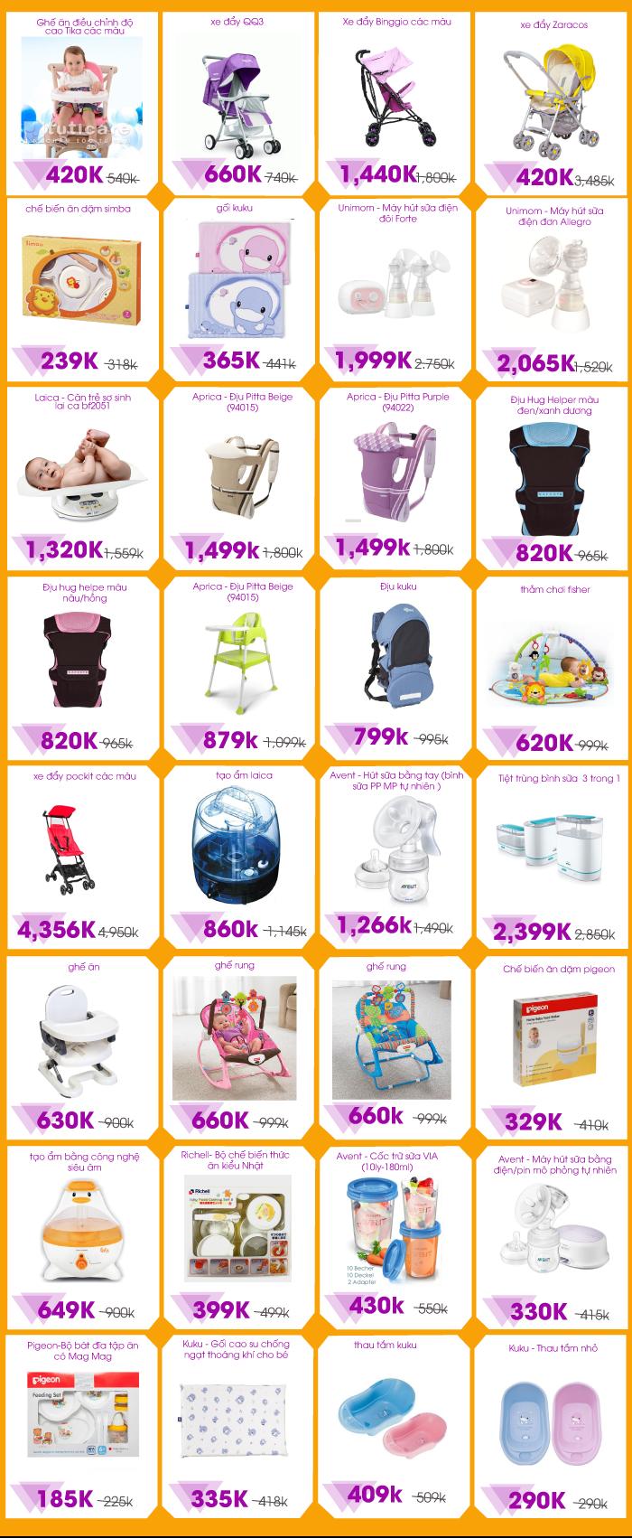 Giá Tốt Online Tháng 5