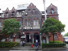 Former Jewish tenements (Daniel Brennwald) Tags: china shanghai jewish tenements hongkou northshanghai
