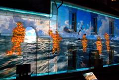 Interactive light show