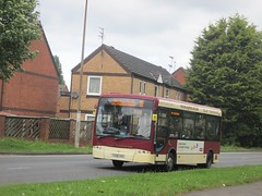 East Yorkshire 501 YX06HVO Rawling Way, Hull on 1D (1280x960) (dearingbuspix) Tags: 501 eastyorkshire eyms yx06hvo