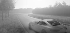 morning on the way (John ) Tags: bw fog canon1022 canon60d