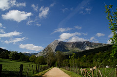 _DSC2211 (adrizufe) Tags: green nature landscape ilovenature nikon ngc bizkaia basquecountry springtime lovelyday atxondo durangaldea nikonstunninggallery aplusphoto d7000 adrizufe adrianzubia