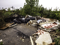 Perpetual Dumping Ground (EX22218 - ON/OFF) Tags: sscs trash dumping litter louisville kentucky letsguide wearekentucky hivemind businessfirst insiderlouisville project365