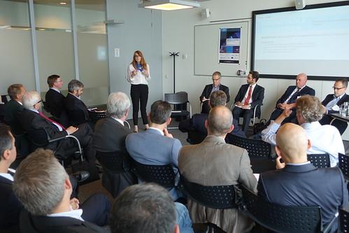 European Photonics Venture Forum moderation (1)
