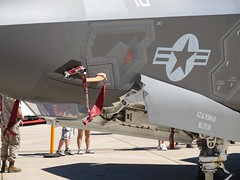 "Lockheed F-35B Lightning II 5 • <a style=""font-size:0.8em;"" href=""http://www.flickr.com/photos/81723459@N04/26853972402/"" target=""_blank"">View on Flickr</a>"