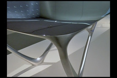 bridge table 03 2009 joris laarman lab (groninger museum 2015) (Klaas5) Tags: holland netherlands table furniture nederland industrialdesign expositie tentoonstelling tafel groningermuseum meubel biodesign vormgeving contemporarydesign jorislaarmanlab picturebyklaasvermaas