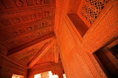 Fatehpur Sikri Palace 144 (David OMalley) Tags: india muslim islam agra palace mosque pilgrimage akbar masjid allah islamic pradesh fatehpur sikri muhammed uttar jama darwaza buland sikari vijaypur