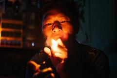 kalaw, Myanmar (seokjun_yun) Tags: light man bar myanmar kalaw streetphotograpny