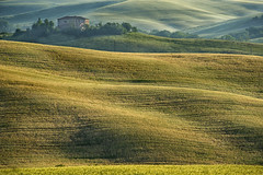 Ein Haus in der Toskana (Wolfgang.Grilz) Tags: unesco tuscany siena montalcino pienza montepulciano valdorcia toskana bagnovignoni sanquirino cretesenese