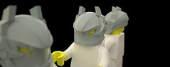 Arkham (Dot San) Tags: lego halo batman lordoftherings custom minifigures minifgure