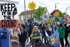 DSC00802 (Break Free Midwest) Tags: march midwest break protest free 350 bp whiting breakfree 350org breakfree2016
