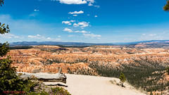 Bryce Point - Bryce Canyon National Park (mikerhicks) Tags: travel arizona usa southwest nature landscape geotagged outdoors photography utah spring unitedstates desert hiking adventure event backpacking bryce brycecanyon marblecanyon brycecanyonnationalpark brycepoint onemile geo:country=unitedstates geo:state=utah camera:make=canon exif:make=canon exif:focallength=18mm exif:aperture=10 geo:city=bryce exif:lens=1835mm exif:isospeed=100 canoneos7dmkii camera:model=canoneos7dmarkii exif:model=canoneos7dmarkii sigma1835f18dchsma geo:lat=3760442167 geo:lon=11215654000 geo:location=brycecanyon geo:lat=37604421666667 geo:lon=11215654