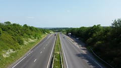 Cars on the A41 (oatsy40) Tags: car transport a41