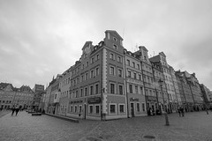 Wrocaw in February (virtualwayfarer) Tags: winter architecture canon europe exploring streetphotography poland international citystreets february dslr wroclaw marketsquare rynek polis wrocaw budgettravel internationaltravel mainmarketsquare solotravel canon6d polishcity
