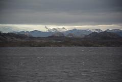 low cloud and low snowcap (cam17) Tags: chile southamerica tierradelfuego puntaarenas snowcappedmountains lowcloud straitofmagellan greywater lowsnowcap