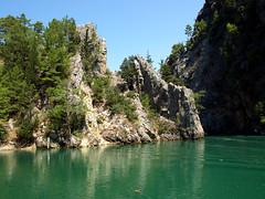 Turcja (tomek034 (Thank you for the 950 000 visits)) Tags: turkey turkiye gry zielony woda turcja greencanyon
