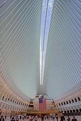 World Trade Center Oculus (Lojones13) Tags: newyork building architecture worldtradecenter oculus transportationhub