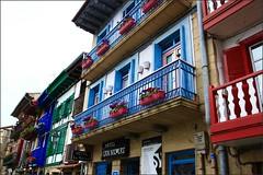 Balcons (Jean Paul Renais) Tags: balcon espagne fontarrabie