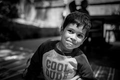 Cool Dude (dab458) Tags: leica portrait blackandwhite monochrome bokeh naturallightportrait summiluxm35mmasphfle leicam240