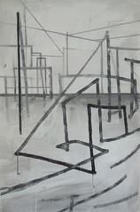 Before the circus (Fulvio Donor) Tags: torino arte brandi minimalismo architettura gam prospettiva concettuale contemporanea cesare struttura fulviodonor
