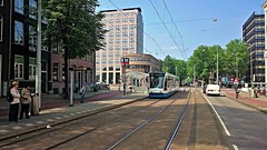 R-NET (Peter ( phonepics only) Eijkman) Tags: city holland netherlands amsterdam subway metro transport nederland tram rail rails trams strassenbahn noordholland stations gvb streetcars combino nederlandse