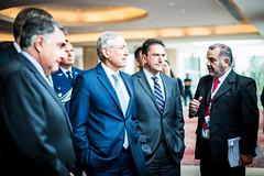 """Canciller Muñoz tras inauguración de Reunión Consultiva del Tratado Antártico """"Para Chile la Antártica es Futuro"""" (10)"""