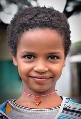 Oromo Child (Rod Waddington) Tags: africa portrait girl female child african traditional tribal afrika ethiopia tribe ethnic afrique ethiopian thiopien etiopia ethiopie etiopian oromo