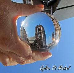 2016-05-26 market (8)glise st michel (april-mo) Tags: france church ball churchtower round glise nord crystalball somain