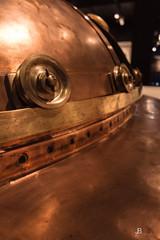 Brewing copper (jochensito) Tags: brewing copper braukessel fujixe1 fuji1650