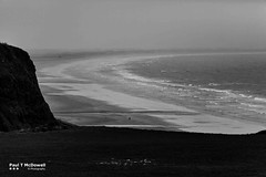 Alone (Paul T McDowell Photography) Tags: uk ireland blackandwhite bw monochrome canon season landscape photography spring unitedkingdom downhill northernireland ulster 2016 colondonderry canon70200f28isusm canon5dmarkii paultmcdowellphotography