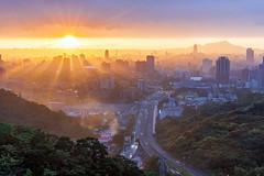- Rain sunset (basaza) Tags: canon 30d 1635